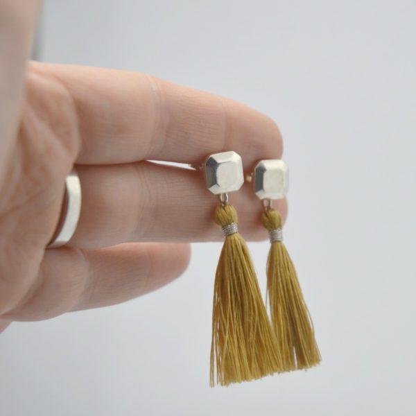 boucles d'oreilles diamants pendantes (7)