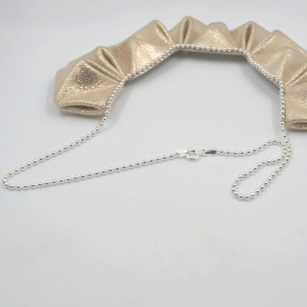 collier origami paillettes (4)