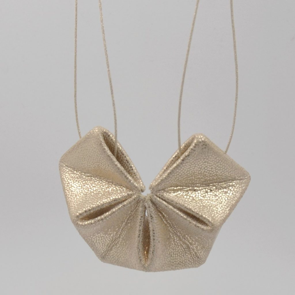 pendentif origami paillettes (2)