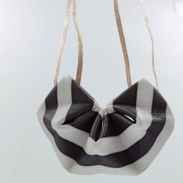 origami pendentif Black & White (2)